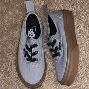 Boys authentic Vans